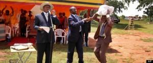 Yoweri Museveni, Ronald Kibuule