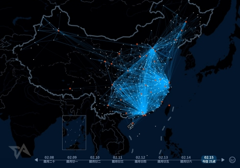 This-amazing-heat-map-shows-the-world's-largest-human-movement-as-Chinese-New-Year-begins-image-1