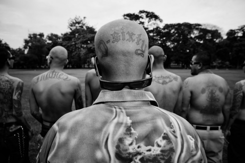Mexican Gangs in Thailand